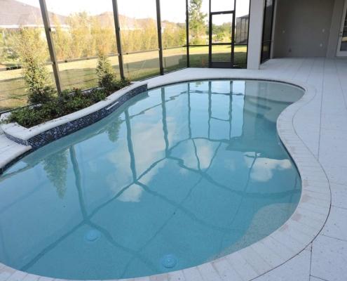 Shellstone Paver Deck