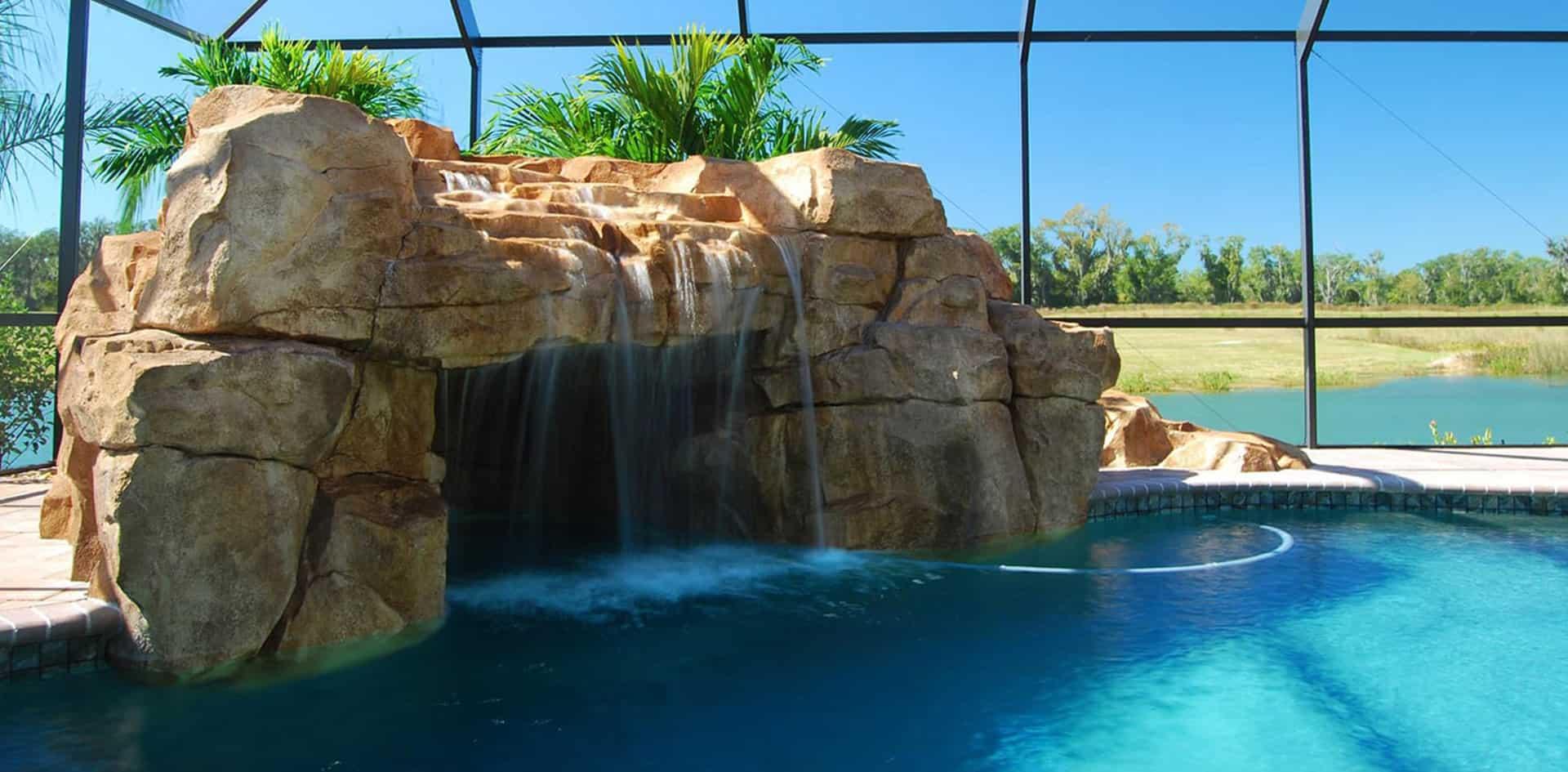 Escape Waterfall
